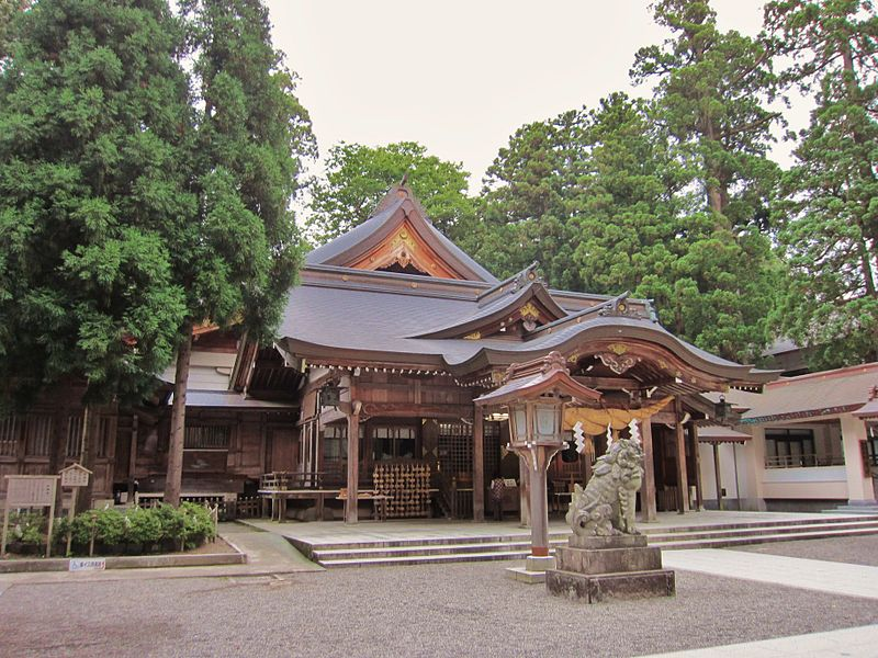 Blog:白山比咩神社への旅ー幸せの拡大